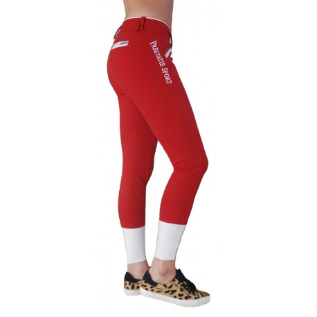 Red Alexa Leisure Breeches