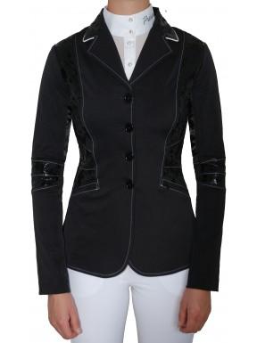 Black 'Mila' Competition Jacket