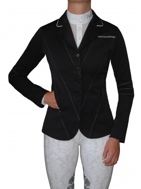 Piped 'Illusion' Competition Jacket