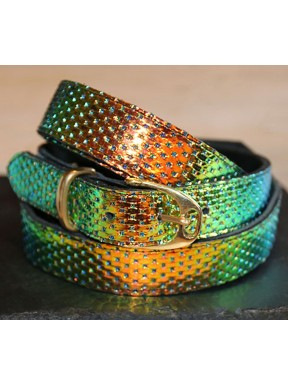 Mermaid Stirrup Belt