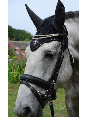 Double diamante browband