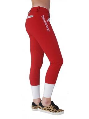 Junior Red Alexa Leisure Breeches