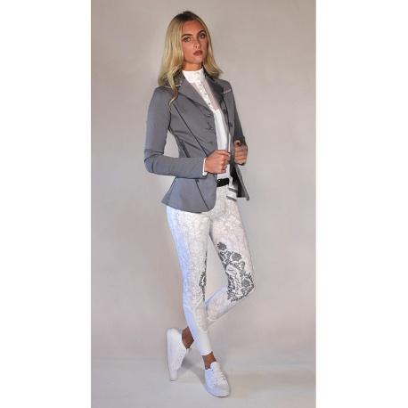 Grey Piped 'Illusion' Jacket
